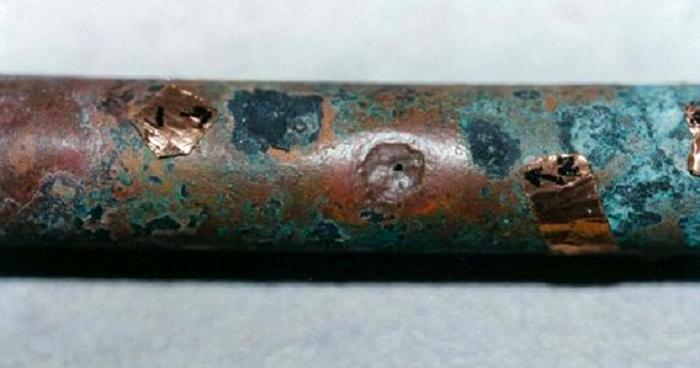 коррозия цветных металлов